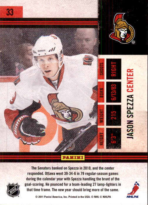 2010-11-Playoff-Contenders-Hockey-Cards-1-100-Pick-From-List thumbnail 67