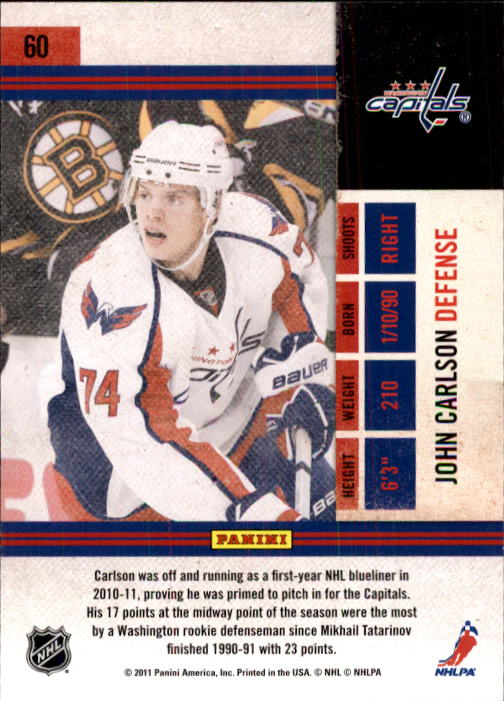 2010-11-Playoff-Contenders-Hockey-Cards-1-100-Pick-From-List thumbnail 121
