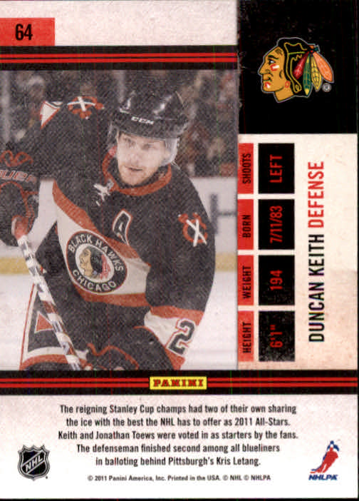 2010-11-Playoff-Contenders-Hockey-Cards-1-100-Pick-From-List thumbnail 129