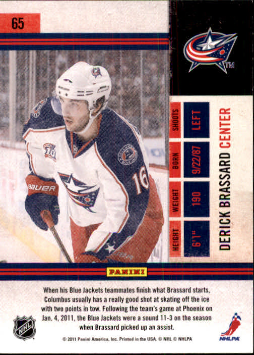 2010-11-Playoff-Contenders-Hockey-Cards-1-100-Pick-From-List thumbnail 131