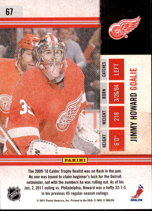 2010-11-Playoff-Contenders-Hockey-Cards-1-100-Pick-From-List thumbnail 135