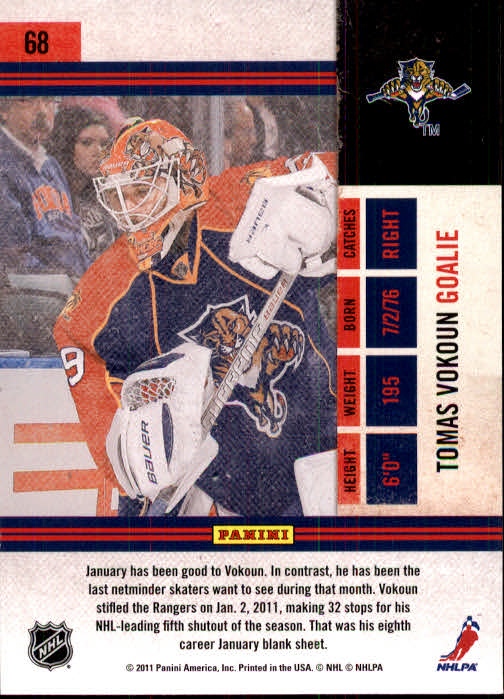 2010-11-Playoff-Contenders-Hockey-Cards-1-100-Pick-From-List thumbnail 137