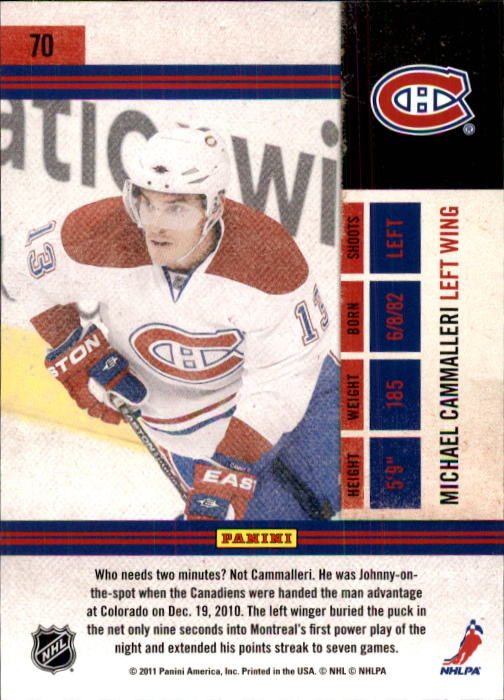 2010-11-Playoff-Contenders-Hockey-Cards-1-100-Pick-From-List thumbnail 141