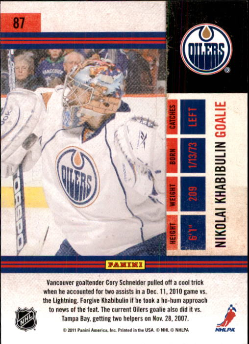 2010-11-Playoff-Contenders-Hockey-Cards-1-100-Pick-From-List thumbnail 175