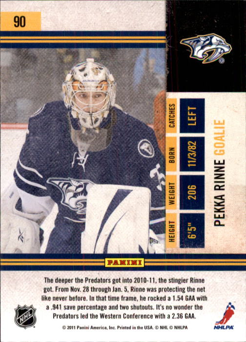 2010-11-Playoff-Contenders-Hockey-Cards-1-100-Pick-From-List thumbnail 181