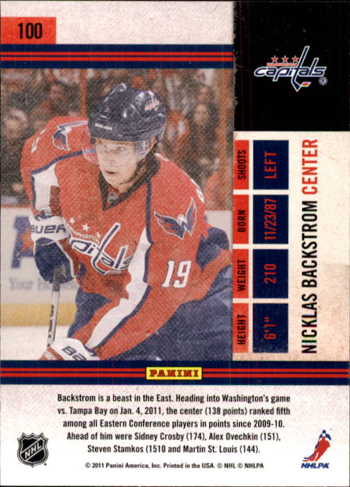 2010-11-Playoff-Contenders-Hockey-Cards-1-100-Pick-From-List thumbnail 201