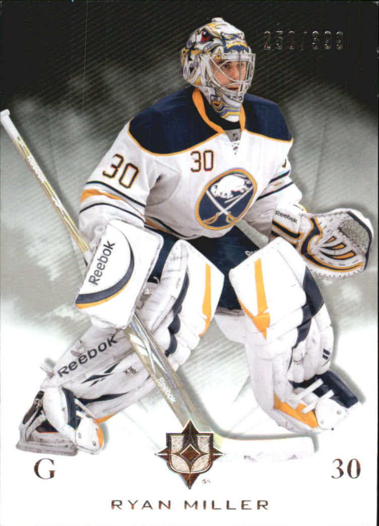 2010-11 Ultimate Collection #7 Ryan Miller