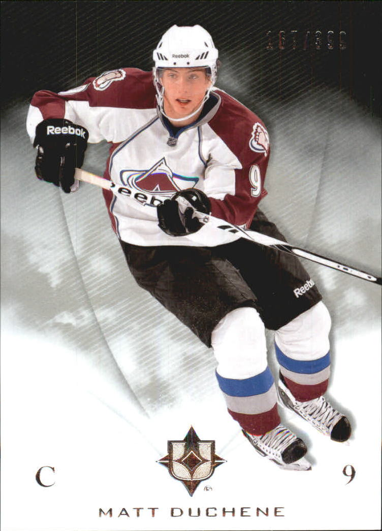 2010-11 Ultimate Collection #15 Matt Duchene
