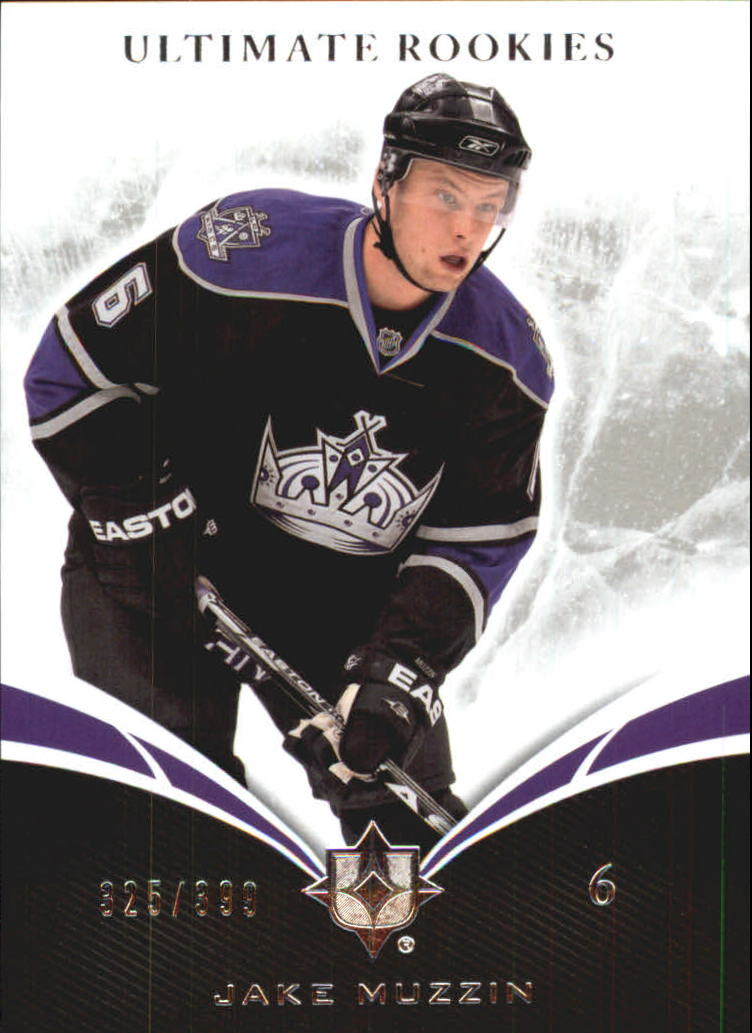 2010-11 Ultimate Collection #76 Jake Muzzin RC