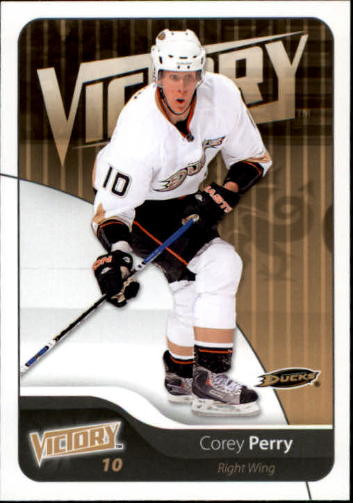 2011-12 Upper Deck Victory #2 Corey Perry
