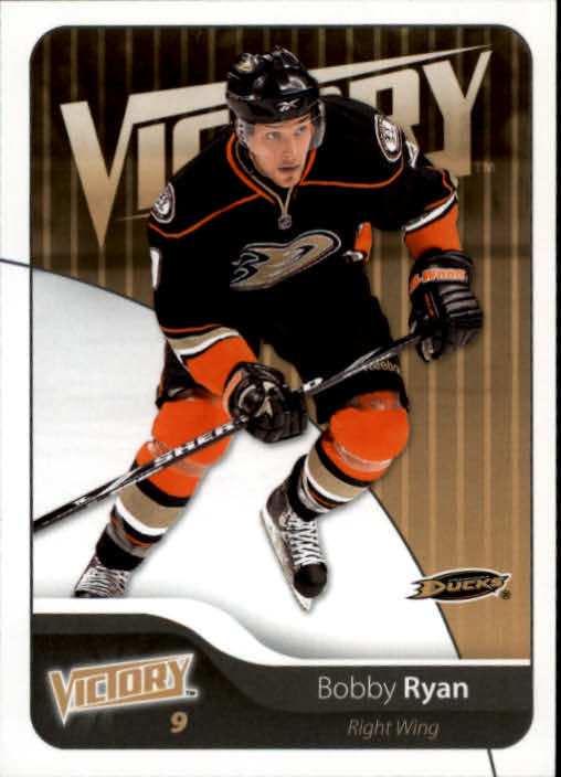 2011-12 Upper Deck Victory #4 Bobby Ryan