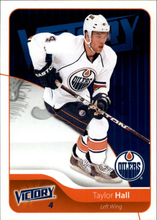 2011-12 Upper Deck Victory #76 Taylor Hall