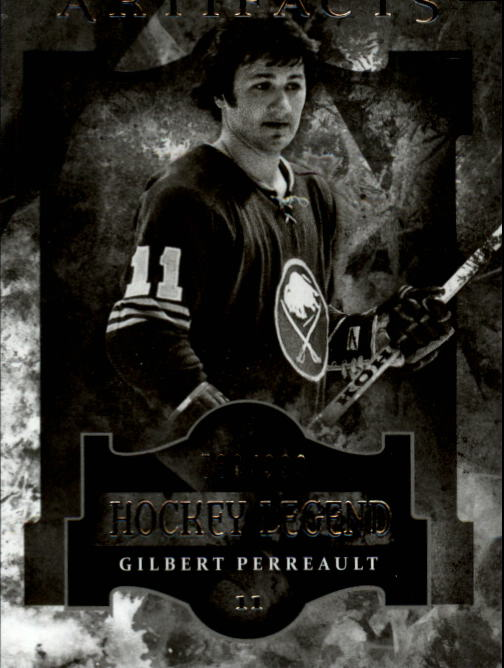2011-12 Artifacts #102 Gilbert Perreault L