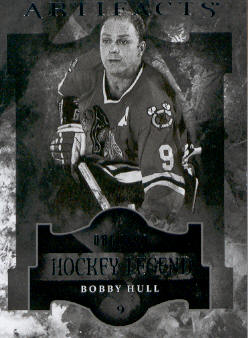 2011-12 Artifacts #103 Bobby Hull L