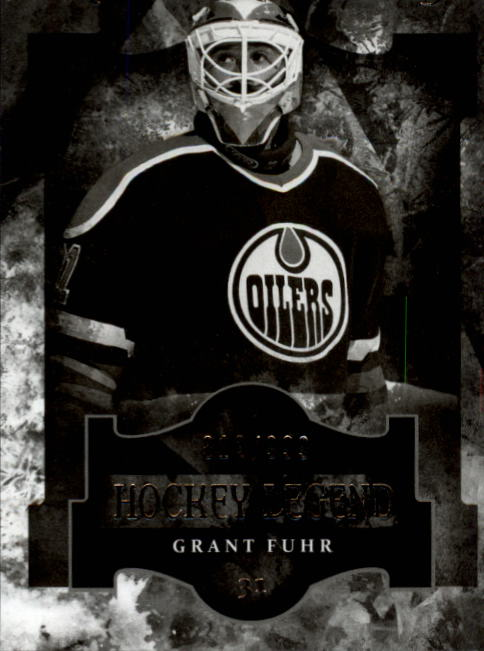 2011-12 Artifacts #108 Grant Fuhr L