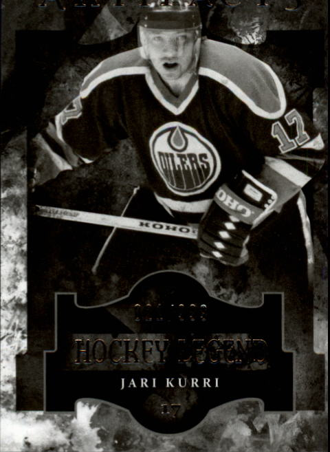 2011-12 Artifacts #109 Jari Kurri L