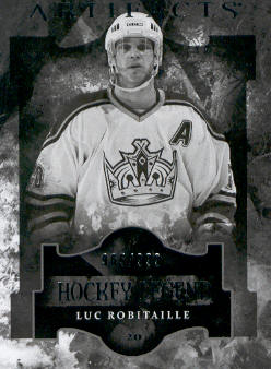 2011-12 Artifacts #112 Luc Robitaille L
