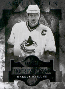 2011-12 Artifacts #120 Markus Naslund L