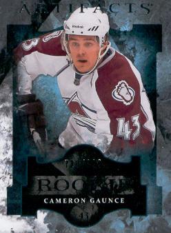 2011-12 Artifacts #158 Cameron Gaunce RC