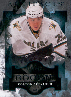 2011-12 Artifacts #162 Colton Sceviour RC
