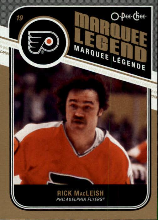 2011-12 O-Pee-Chee #512 Rick MacLeish L