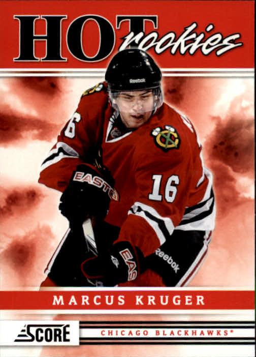 2011-12 Score #504 Marcus Kruger HR RC