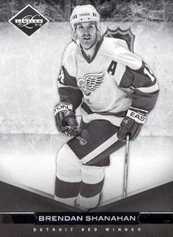 2011-12 Limited #9 Brendan Shanahan