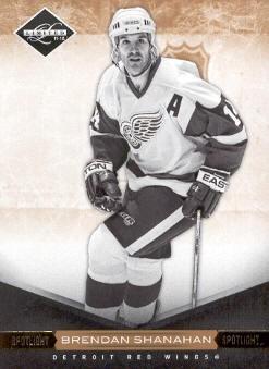 2011-12 Limited Gold Spotlight #9 Brendan Shanahan
