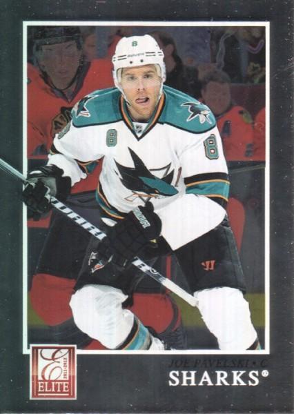 2011-12 Elite #14 Joe Pavelski