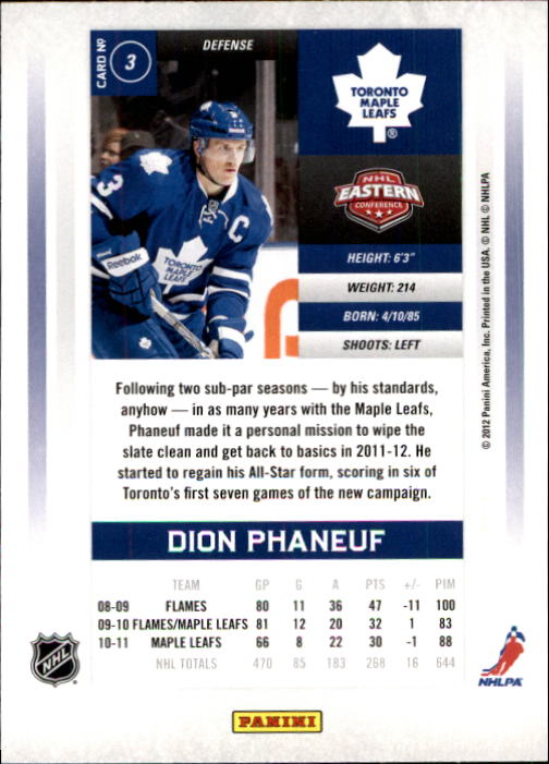 2011-12-Panini-Contenders-Hockey-Cards-Pick-From-List thumbnail 7