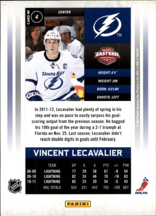 2011-12-Panini-Contenders-Hockey-Cards-Pick-From-List thumbnail 9