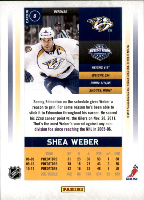 2011-12-Panini-Contenders-Hockey-Cards-Pick-From-List thumbnail 13