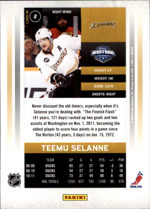2011-12-Panini-Contenders-Hockey-Cards-Pick-From-List thumbnail 17