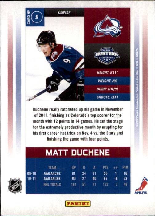 2011-12-Panini-Contenders-Hockey-Cards-Pick-From-List thumbnail 19