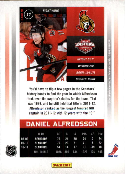 2011-12-Panini-Contenders-Hockey-Cards-Pick-From-List thumbnail 23