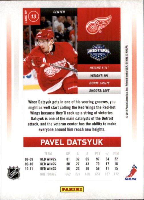 2011-12-Panini-Contenders-Hockey-Cards-Pick-From-List thumbnail 27
