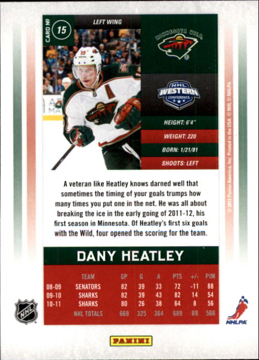 2011-12-Panini-Contenders-Hockey-Cards-Pick-From-List thumbnail 31