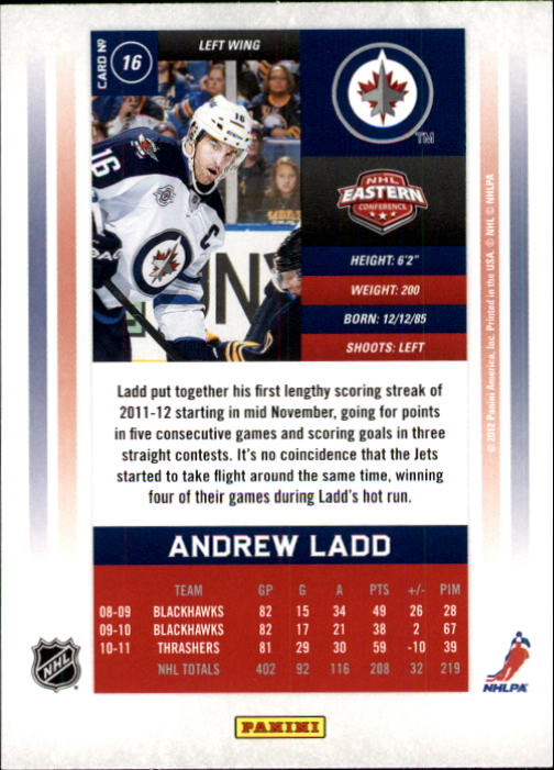 2011-12-Panini-Contenders-Hockey-Cards-Pick-From-List thumbnail 33