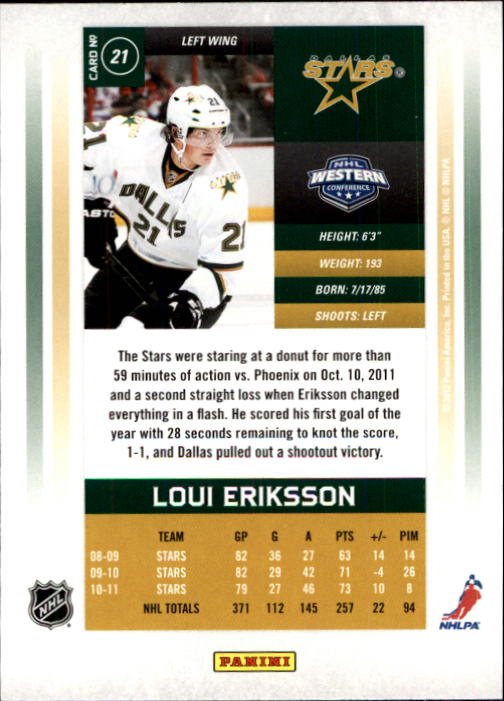 2011-12-Panini-Contenders-Hockey-Cards-Pick-From-List thumbnail 43