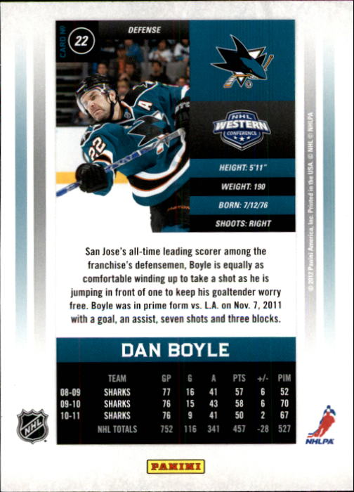 2011-12-Panini-Contenders-Hockey-Cards-Pick-From-List thumbnail 45
