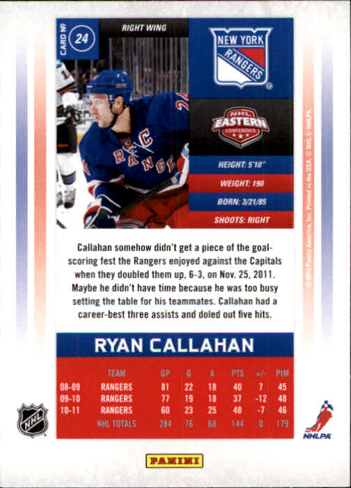 2011-12-Panini-Contenders-Hockey-Cards-Pick-From-List thumbnail 49