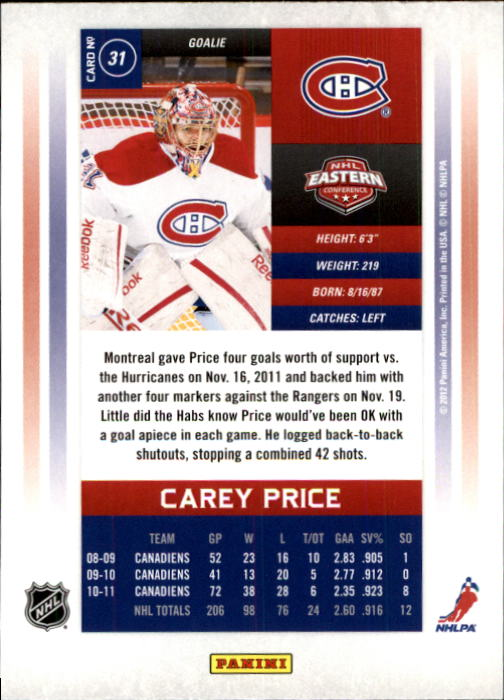2011-12-Panini-Contenders-Hockey-Cards-Pick-From-List thumbnail 63