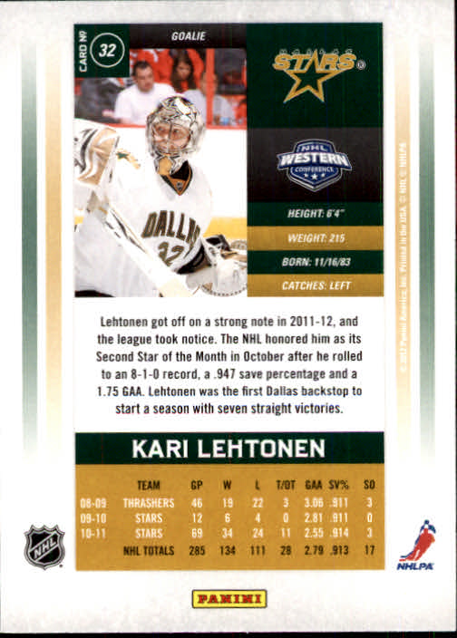 2011-12-Panini-Contenders-Hockey-Cards-Pick-From-List thumbnail 65