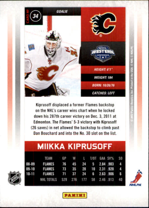 2011-12-Panini-Contenders-Hockey-Cards-Pick-From-List thumbnail 69