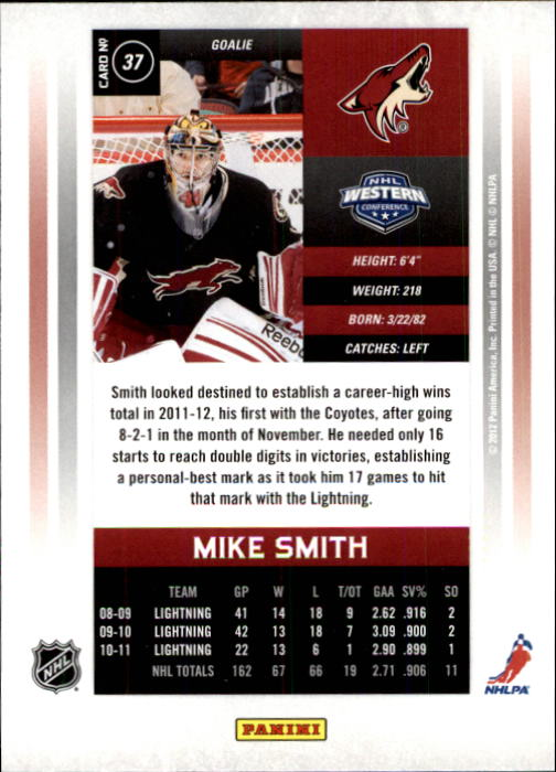 2011-12-Panini-Contenders-Hockey-Cards-Pick-From-List thumbnail 75