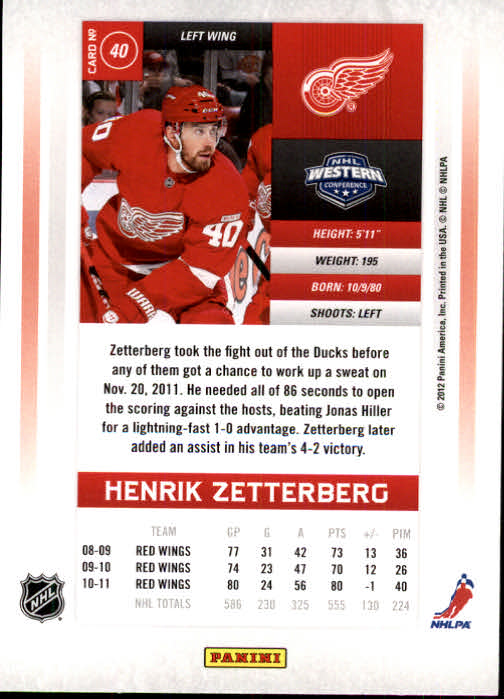 2011-12-Panini-Contenders-Hockey-Cards-Pick-From-List thumbnail 81