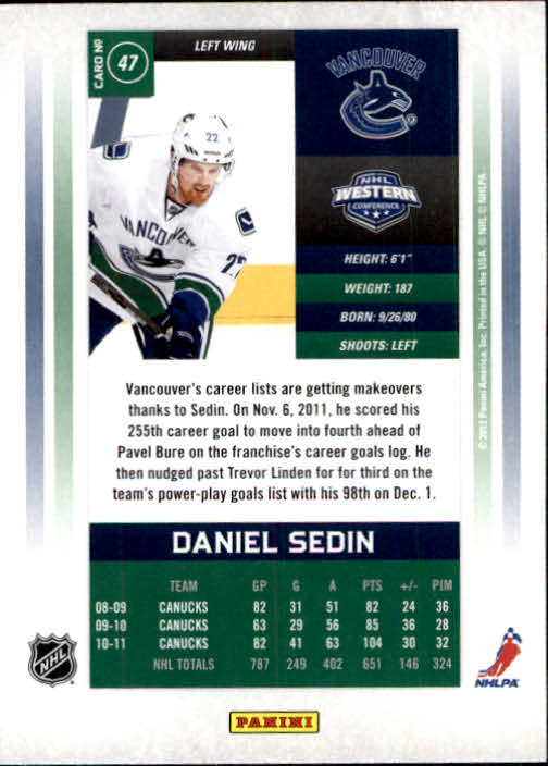 2011-12-Panini-Contenders-Hockey-Cards-Pick-From-List thumbnail 95