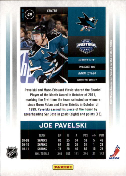 2011-12-Panini-Contenders-Hockey-Cards-Pick-From-List thumbnail 99