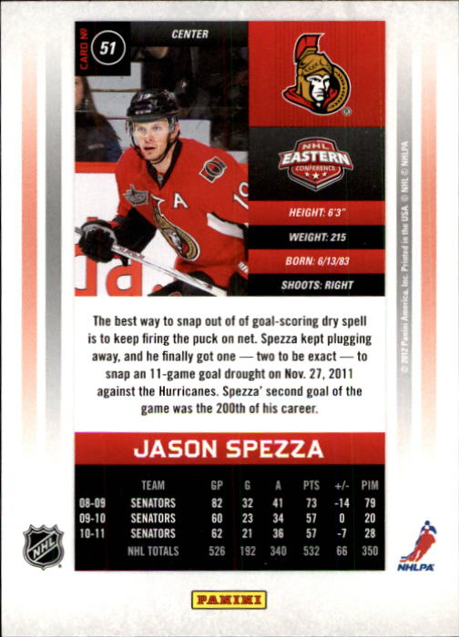 2011-12-Panini-Contenders-Hockey-Cards-Pick-From-List thumbnail 103