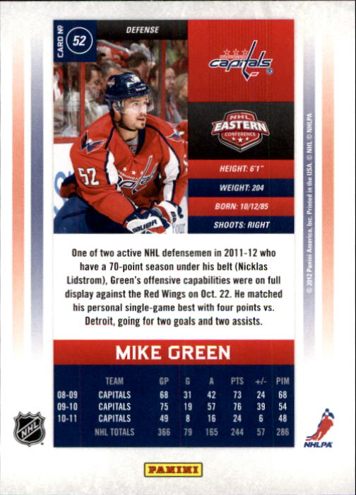 2011-12-Panini-Contenders-Hockey-Cards-Pick-From-List thumbnail 105